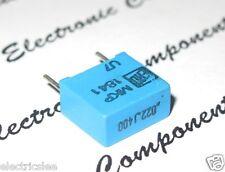 10pcs-Roederstein(ERO) MKP1841 0.022uF (0.022µF 22nF) 400V 5% p:10mm Capacitor