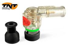 Capuchon antiparasite bougie TNT tuning transparent moto scooter NEUF plug caps