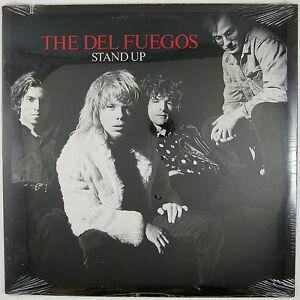 DEL FUEGOS Stand Up LP 1987 ALT/INDIE (STILL SEALED)