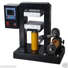 NEW Clamshell style heat press Rosin Press Dual Element Heating S