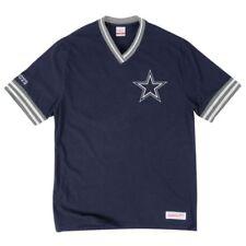 002a1543cd7 Dallas Cowboys NFL Men's Overtime Win Vintage V-Neck T-Shirt XXL