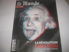 La révolution Einstein : le scientifique, l'homme, le pacifiste FRENCH BOOK