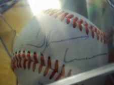 Official dean Cain Autographed Baseball