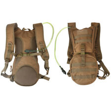 Tactical Molle Hydration Pack Bag /Backpack w 2.5L Water Bladder Cycling 600D