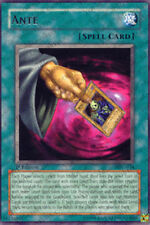 3x Ante - MFC-034 - Rare - 1st Edition YuGiOh NM MFC - Magician's Force