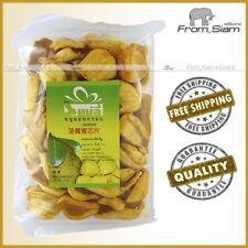 Dried JACKFRUIT Thai Fruit Naturally Snack - 140g (4.94oz)