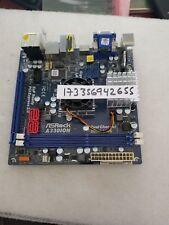ASRock A330ION Motherboard, Intel Dual-Core Atom Processor 330, 1.6Ghz NvidiaION
