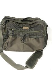 Columbia Cross Body Messenger Green Dad Diaper Bag With Changing Pad