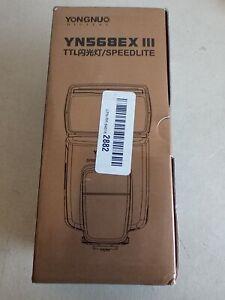 YONGNUO YN568EX III TTL HSS 2.4G Wireless High Speed Flash Speedlite for Nikon