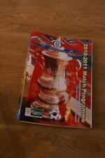 Rangers Football Non-League Fixture Programmes (2000s)