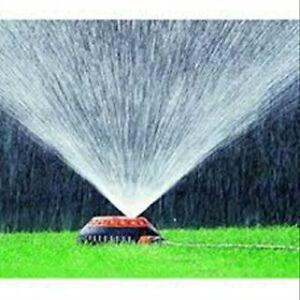 Irrigatore Rotante per Prati e Orto da Giardino Multifunzione Claber 8654