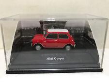 Sammler Mini Cooper rot ca.1:72 Mercedes Benz Modellauto TCM Schuco Hongwell