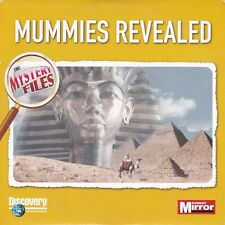 The Mystery Files MUMMIES REVEALED ( SUNDAY MIRROR Newspaper DVD )