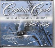 2 CD Captain Cook & Saxophone `Sail Along` Neu/OVP