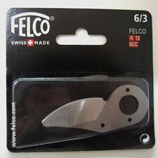 Felco sécateur lame de coupe 6/3 - pour modèle 6 et modèle 12-neuf et scellé