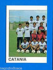 CALCIO FLASH '84 Lampo - Figurina-Sticker n. 50 - CATANIA SQUADRA SX -New