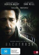 Backtrack - Michael Petroni NEW R4 DVD