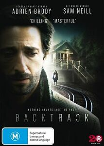 BACKTRACK DVD - BRAND NEW SEALED - FREE POST!