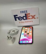 Apple iPhone X - 64Gb - Silver Gsm Unlocked - 7/10 No Face Id