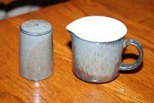 Mikasa Potters Craft Firesong Creamer & Salt Shaker HP300