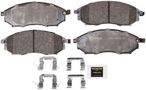 Disc Brake Pad Set-Base Front Monroe CX888