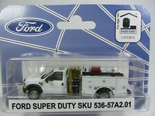 River Point Station USA 1:87 Ford F-550 Firefighter Truck Pickup White