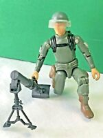 GI Joe Short-Fuze v1 straight arm action figure COMPLETE Hasbro 1982 ARAH