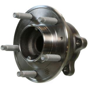 Rear Wheel Hub Assembly For 2011-2012 Chevrolet Cruze Moog 512446
