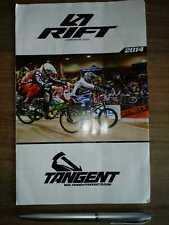 Rift Tangent Bmx Race Catalog 2014 All Specs Frame Bars Stems Etc