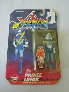 1984 Voltron Prince Lotor Mint on Card, Panosh Place