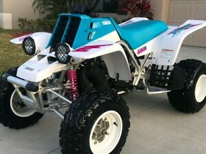 1992 yamaha banshee full graphics decals kit stickers THICK AND HIGH GLOSS