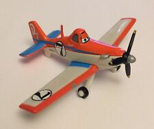 Disney Pixar Planes Racing Dusty Cophopper No. D7 Diecast Toy Collectible