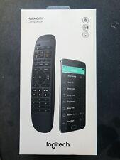 Logitech Harmony Companion Remote Control - Black