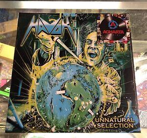 Havok - Unnatural Selection LP On Colored Vinyl
