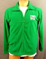 UNIVERSITY OF WEST FLORIDA Pensacola Jacket Fleece Embroidered Polyester Adult S