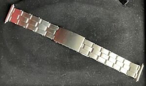 Ultra rare 19mm Gay Freres GF Stretch Oyster Riveted Bracelet  early 50s Rolex