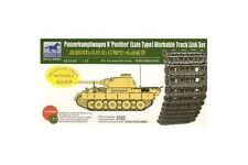 BRONCO AB3540 1/35 Panzerkampfwagen V Panther Workable Track Link Set Late Type