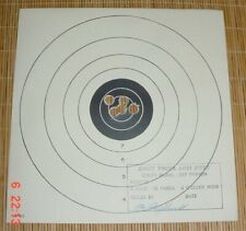 Python 10T Target Shot with Wad Cutter 15 Yards