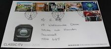 2005 Royal Mail Classic ITV FDC   KM Coins