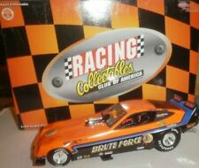 JOHN FORCE 1978 BRUTE FORCE 1/24 ACTION DIECAST CHEVY MONZA FUNNY CAR 1/5,000