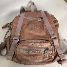 Kipling Small Backpack Pink