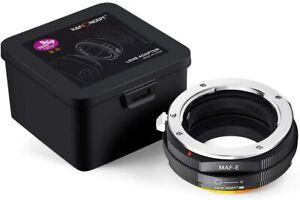 K&F Concept Lens Adapter for Sony Alpha/Minolta AF A-Type Lens to Sony E Cameras