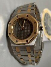 Audemars Piguet Royal Oak Steel Gold Ladies Watch