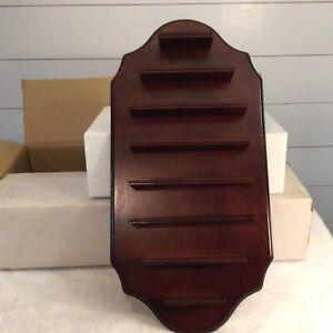 New Wooden Display Shelf