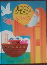 Rock Steady: A Story of Noah's Ark (Hardcover, 1987) Illustrated by Hugh Whyte