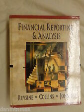 Financial Reporting and Analysis by Johnson, Collins,  Revsine College Textbook