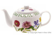 Country Floral Dishwasher Safe Teapots