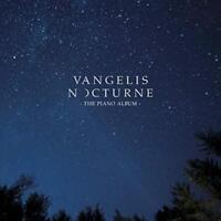 VANGELIS: NOCTURNE-THE PIANO ALBUM NEW VINYL RECORD