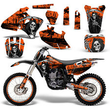 Graphic Kit Yamaha YZF 250/400/426 MX Dirt Bike Stickers Wrap Deco 98-02 REAP O