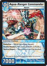 Kaijudo X3 AQUA-RANGER COMMANDER Uncommon #17/110 7CLA (Playset) Clash 2013